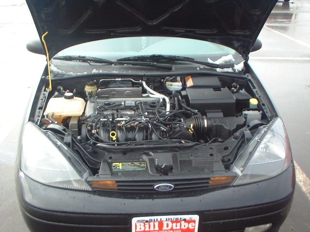 Referred To As Pzev Engine 23 Duratec: Ford Focus Duratec Engine Diagram At Freddryer.co