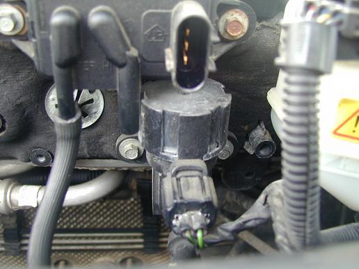 ford focus 2003 dpfe sensor