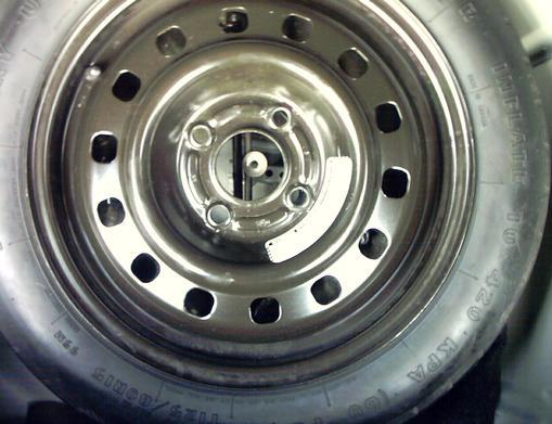 Replacing Spare Tire Jack